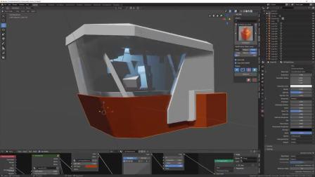 从2D草图到w/Ben Mauro的3D模型-Blender 2.8 + Adobe Photoshop|NVIDIA Studio特辑