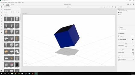 如何在Adobe Dimension中使用GPU渲染|NVIDIA Studio片段