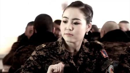 蒙古歌曲——开朗的女战士