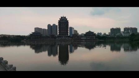 我的旅行故事:眉山东坡城市湿地公园