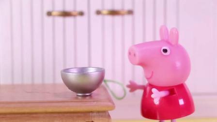 苏西从海南回来带了很多芒果 小猪佩奇决定把芒果做成布丁 玩具故事.mp4