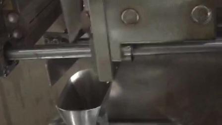旋转秤袋泡茶内外袋间歇式包装机