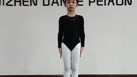 吉珍舞蹈培训:网课认识身体部位