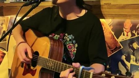 喵小姐,朱丽叶吉他弹唱