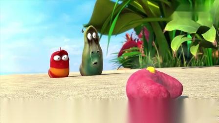 爆笑虫子:这鸟屎可真神奇,挖坑埋土,长出大玉米