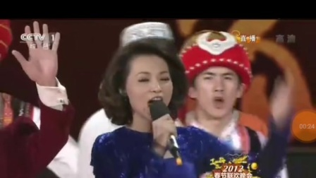 央视春晚报时2010-2015
