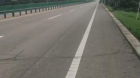这是山西省运城市绛县横水路边的交通标志