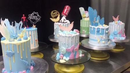 重庆哪里可以学做网红蛋糕?到重庆麦西欧烘焙学院
