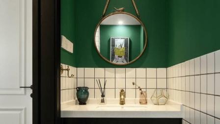 Cloverdale 科洛德漆卫生间设计