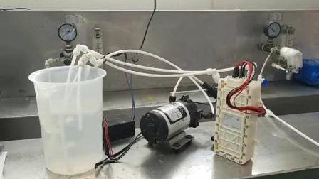 柠檬酸清洗电解版