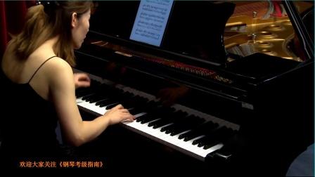 钢琴曲-示范演奏《贝多芬 G大调小奏鸣曲》音协考级-第二级