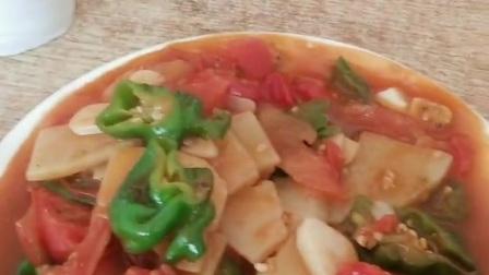山西省运城市绛县县城好好喝的肉丝汤