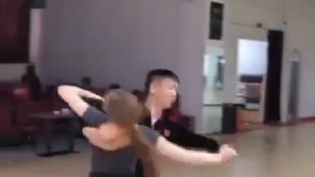 姚君摩登舞培训