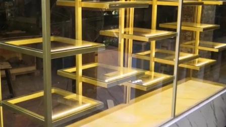 蛋糕模型柜 麦莎蒂斯 面包柜 面包展示柜 广州盛世家具有限公司