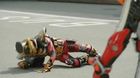 假面骑士Drive和鲁邦:这才是令人刮目相看的强大,战斗已无悔