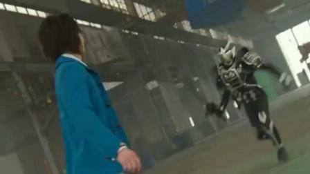 假面骑士:黑暗铠武完爆龙玄!人造黄金果实要毁灭世界!