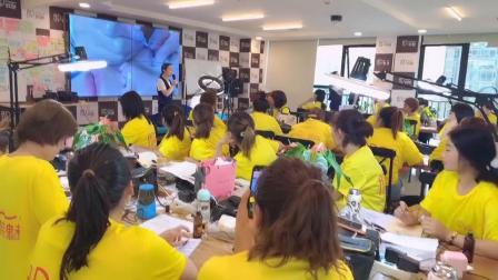 专业正规纹绣培训机构-AP韩魅纹绣集团学员上课状态