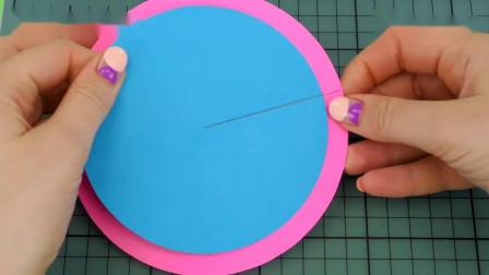 DIY创意手工折纸 精灵宝可梦皮卡丘 魔术旋转卡片 自制儿童玩具