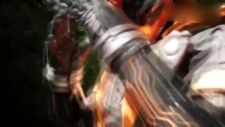 假面骑士GHOST:假面骑士GHOST初登场,尊的表现有点辣眼睛