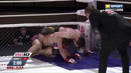 MMA_Series_10_M-1_Online__WKG 副赛