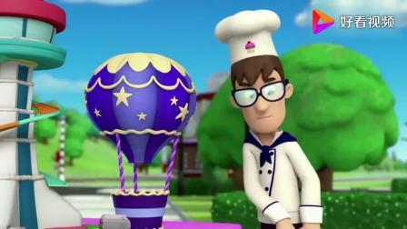 汪汪队立大功:还好波特先生赶上了,到底谁的蛋糕会受到评委喜欢.mp4