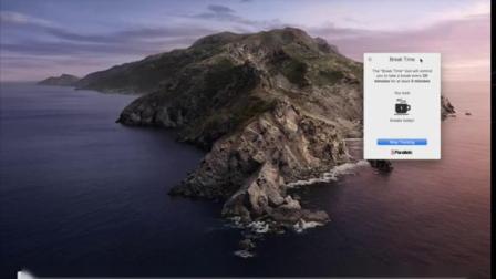 Parallels Toolbox 4全新工具-定时休息(Windows 和 Mac)