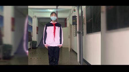 杨依静《泉州抗疫好少年》