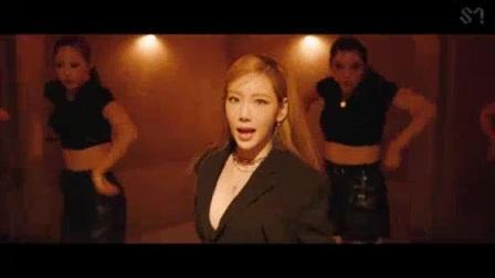 我在泰妍回归主打MV曝光,天生歌姬的百变魅力,超飒的泰古真绝了截了一段小视频