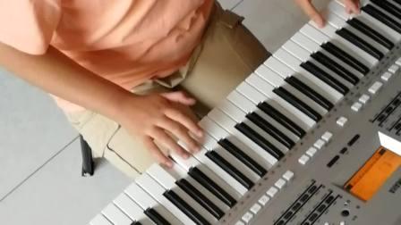 《小松树》演奏者:三年级优秀学员朱锦涵