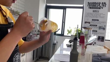 博尔塔拉奶茶培训-茶九度奶茶饮品学校