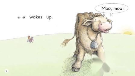 绘本故事 -《Waking Up》小动物们醒来了