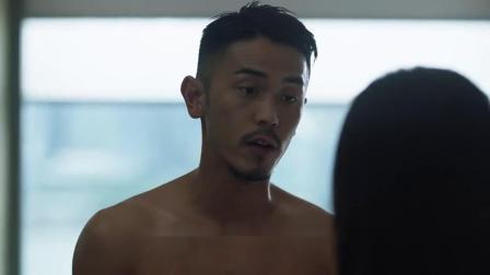 《三十而已》梁正贤拥抱王漫妮,这个黑白配太真实了!