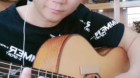 郭咚咚《女儿情》朱丽叶指弹吉他