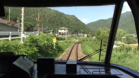 特急ワイドビューひだ11号 キハ85系前面展望 名古屋-富山