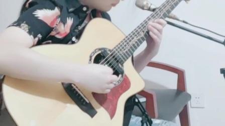 叶锐文《铁血丹心》朱丽叶指弹吉他