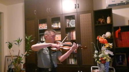 亚非演奏小提琴《刘三姐幻想曲》
