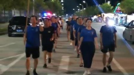 2020年8月3日诏安同济乐徒组织徒步活动视频