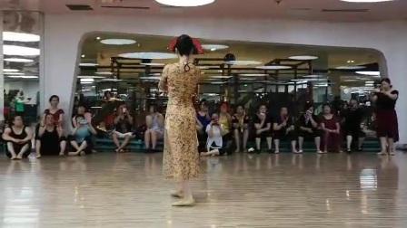 郑妍舞蹈—《花好月圆》(正面)
