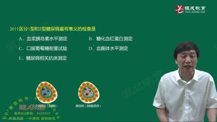2020年贺银成执业医师执业助理医师考试视频 三十天通关大讲堂 内科学1