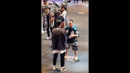 2020中国新说唱药水哥面对吴亦凡精彩演绎片段