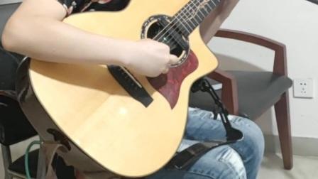 叶锐文《女儿情》朱丽叶指弹吉他