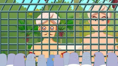 台灣生命電視台製作【佛教動畫系列】佛教智慧故事:絕處逢生之智