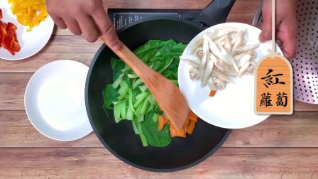 【蔬食達人誌EP-09】日常便當達人 劉春蘭 翁明美 紅燒茄子、炒青江菜、麻婆豆腐