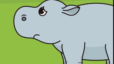 老原小始:小犀牛真可怜