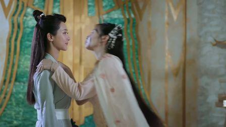 香蜜:漂亮仙子给锦觅写情书,竟还强吻她,可惜锦觅不懂爱情啊!