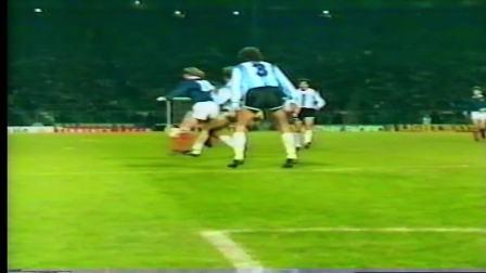 1990友谊赛阿根廷对苏格兰