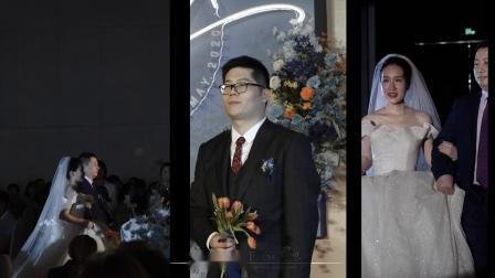 飞思电影纪实婚礼 | 我爱你,在余生的每一刻
