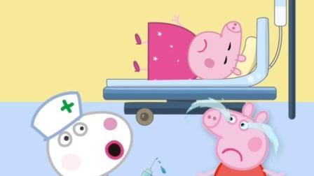 猪妈妈生病了,大家能来帮帮佩奇吗?