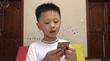 小王玩具—第34期奥特曼卡包雷电版