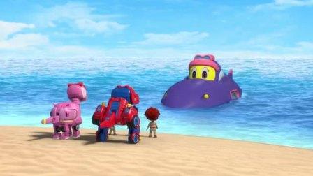 恐象是恐龙还是大象呢?  帮帮龙出动 第五季 23 快剪  0813204018
